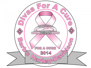 2014 Barb's H-D Divas For A Cure Breast Cancer Ride