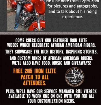 Barb's Harley-Davidson Celebrating Black History Month